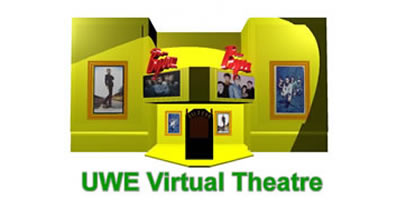 screen shot of Media tech virual movie theatre